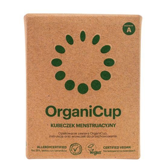 Kubeczek Menstruacyjny ROZMIAR A OrganiCup