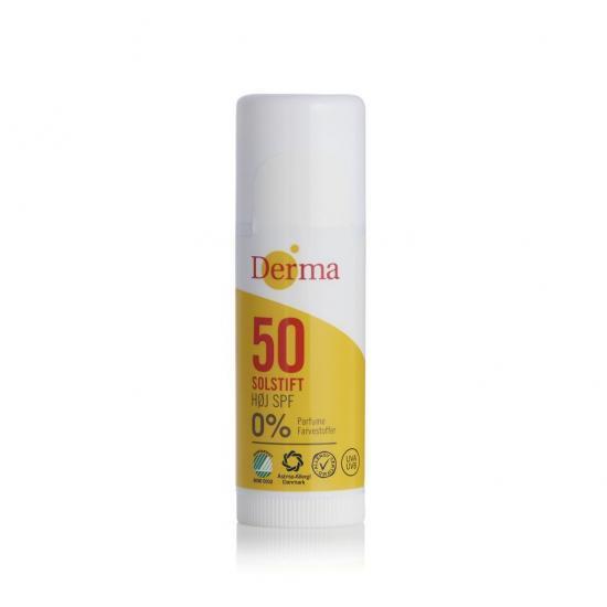 Derma Sun Sztyft słoneczny SPF 50, 15 ml