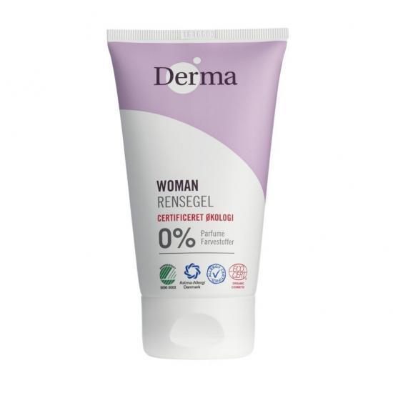 Derma Eco Woman Żel do mycia twarzy