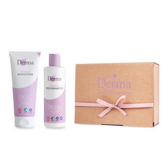 Zestaw Derma Eco Woman - pielęgnacja ciała