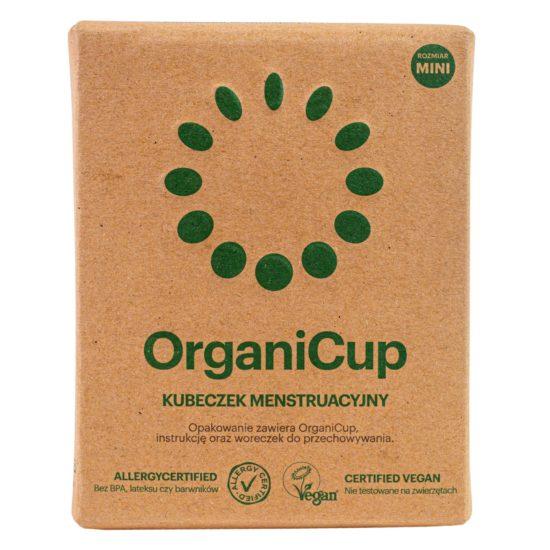 Kubeczek Menstruacyjny OrganiCup ROZMIAR MINI
