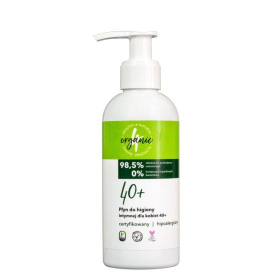 Płyn do higieny intymnej 40+ 200 ml