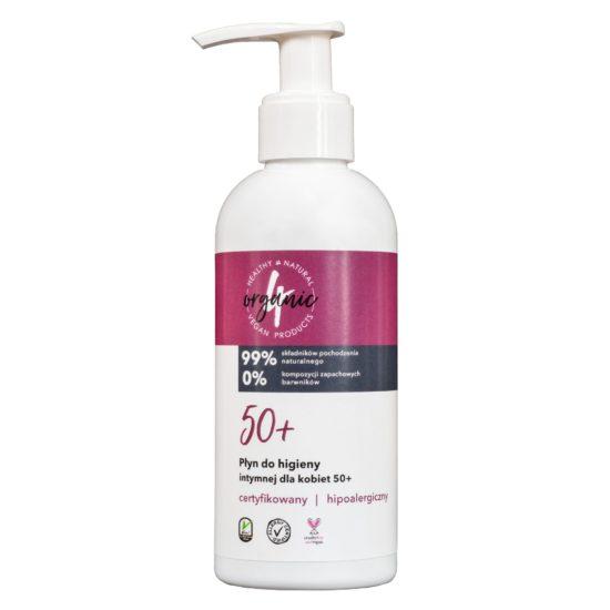 Płyn do higieny intymnej 50+ 200 ml