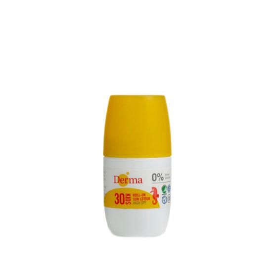 Derma Sun Rollon słoneczny dla dzieci SPF 30, 50 ml