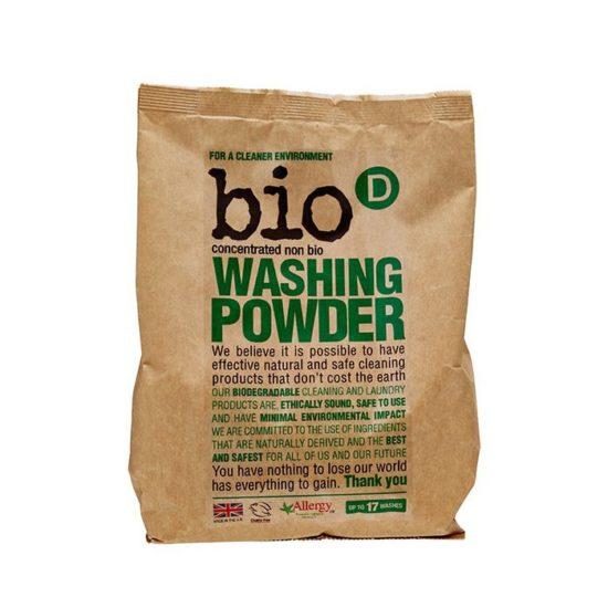Proszek do prania Biel Bio-D 1kg