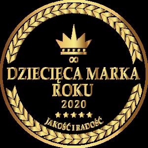 Logo Dziecięca Marka Roku