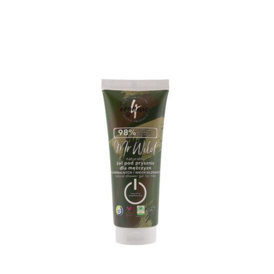 Naturalny żel pod prysznic MR WILD 75 ml