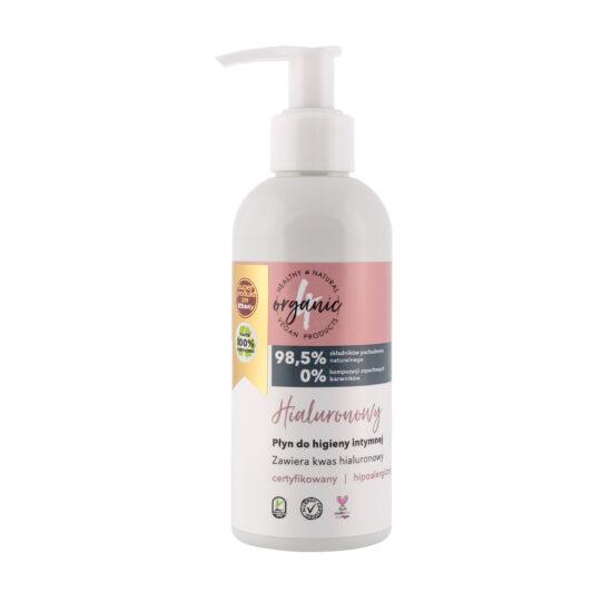Płyn do higieny intymnej hialuronowy 200 ml