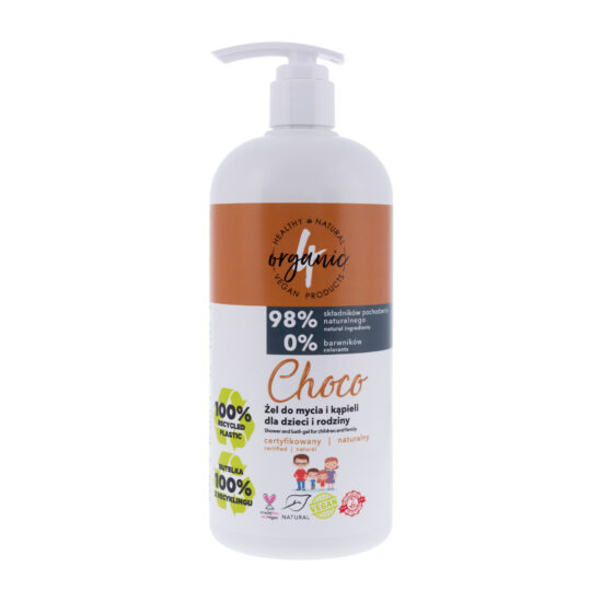 Żel pod prysznic dla całej rodziny Choco 1l
