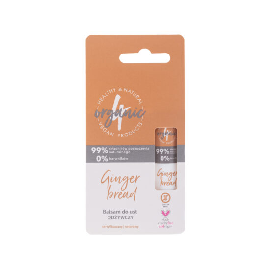 Balsam do ust odżywczy Ginger Bread 5g