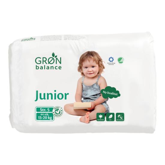 Gron Balance Pieluchy hipoalergiczne Junior 13-20 kg 44 szt.